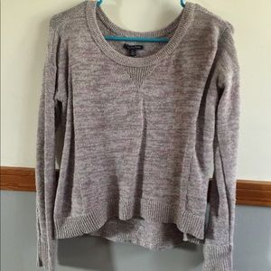 Sweaters - Gray sweater